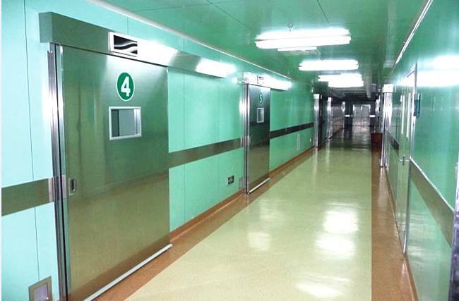 医院自动门