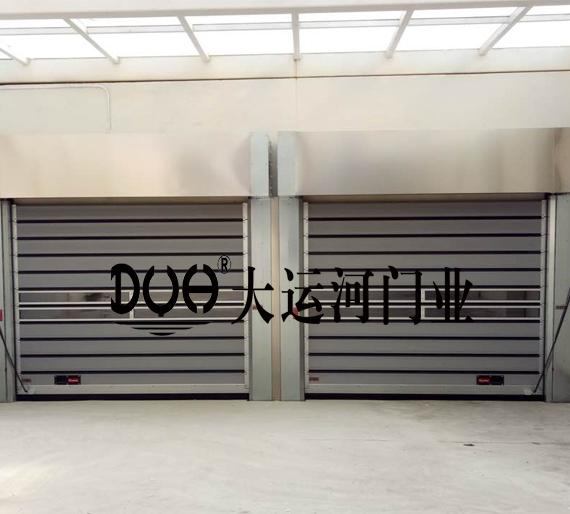 硬质快速门-001
