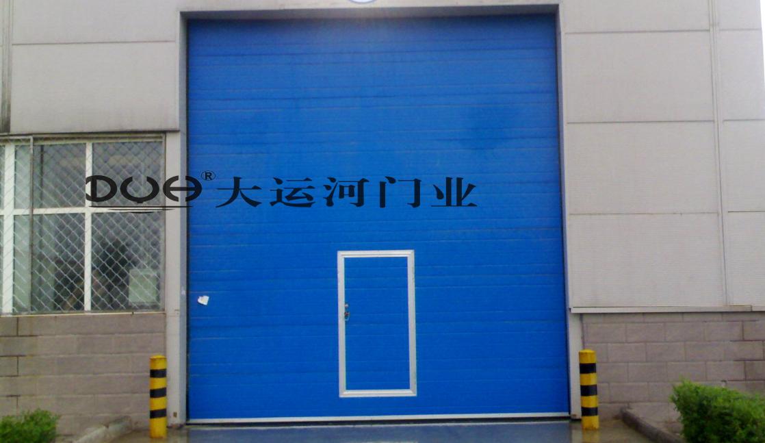 工业提升门