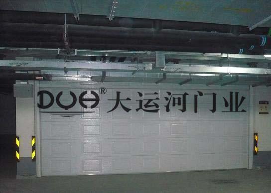地下车库门