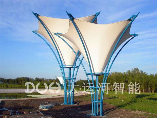 膜结构景观