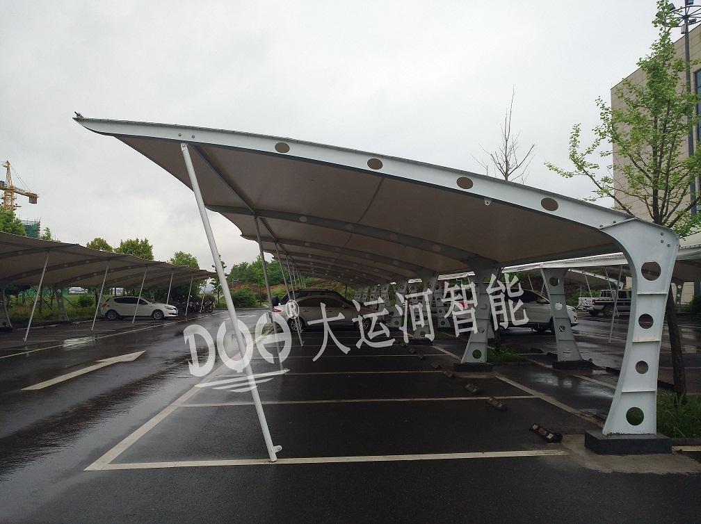 膜结构车棚 DYH-266