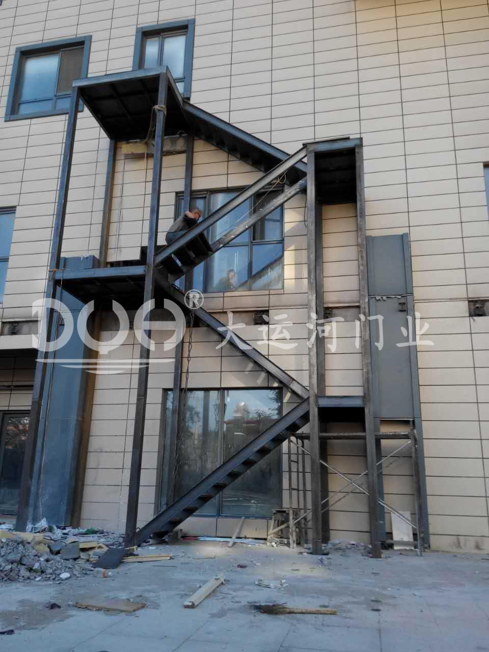 通州幼儿园(楼梯)