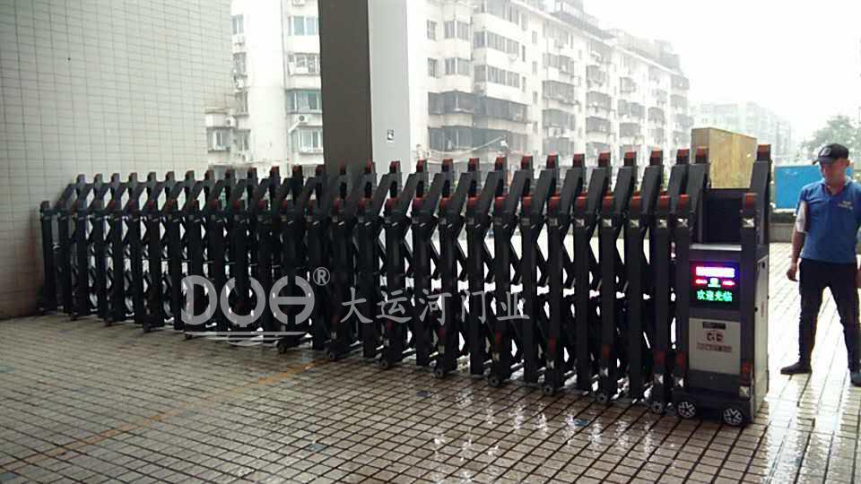 北京圆都物业有限公司(电动伸缩门辉腾001a)